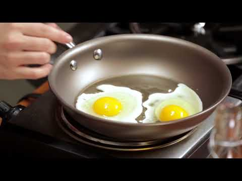 How to Fry an Egg Perfectly Every Time with Chef Judy Joo