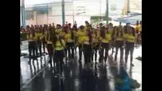 GCS Sophomores Cheer dance