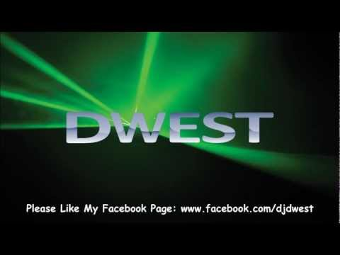 DWEST Commercialized Vol 1 May 2012 - Commercial House Mix - Ft. Rihanna, Gotye, Tiesto