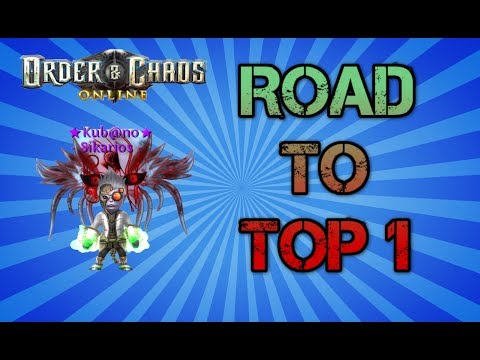 Order And Chaos Online PVP 2S Road To TOP 1 OM Server PART 1