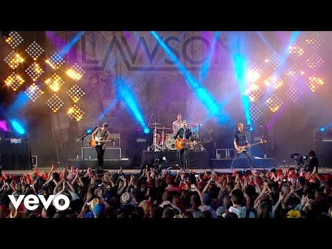 Lawson - Learn To Love Again (Summer Six live at Isle Of Wight Festival)