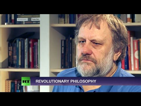 REVOLUTIONARY PHILOSOPHY Ft Slavoj Zizek, philosopher