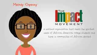 Melody Copenny of The Impact Movement