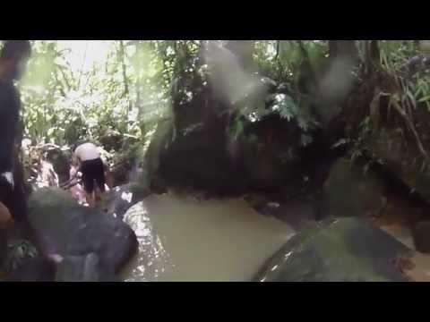 Dominica - Trafalgar Falls Hot Springs HD (2015)