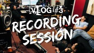 RECORDING SESSION AND VAPE TALK - VLOG #3