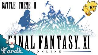 "Final Fantasy XI - ""Battle Theme #2"" 【Metal Guitar Cover】 by Ferdk"