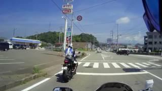 CBR1100XX SBB 紫電改が行く 四国八十八カ所巡り(3) thumbnail