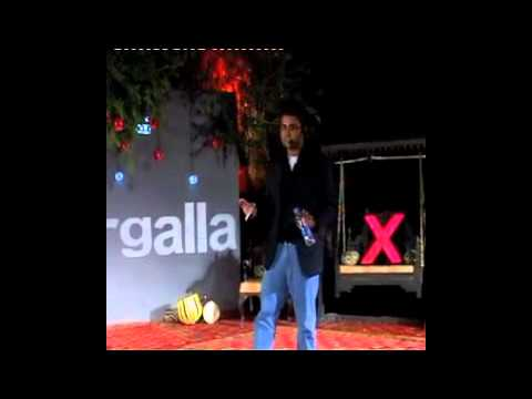 TEDxMargalla - Nofal Khan - Social Education with Comic Characters