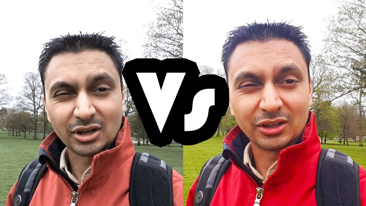LG G5 vs Samsung Galaxy S7 Selfie Camera Comparison