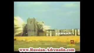 Как взрывают бункеры. Познавательное видео.