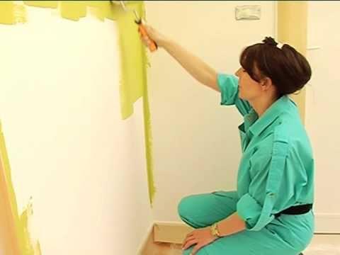 Tinteggiare le pareti di casa youtube - Per pitturare le pareti di casa ...