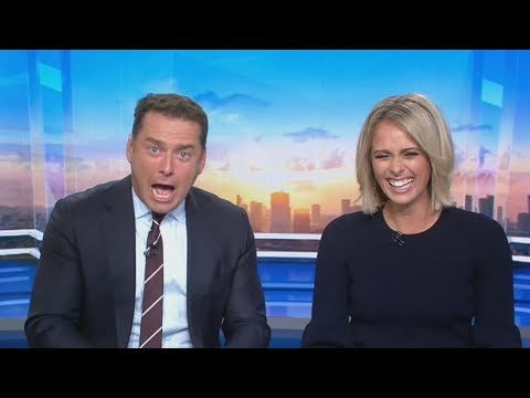 Behind the scenes: what really happens on the TODAY Show - Karl Stefanovic