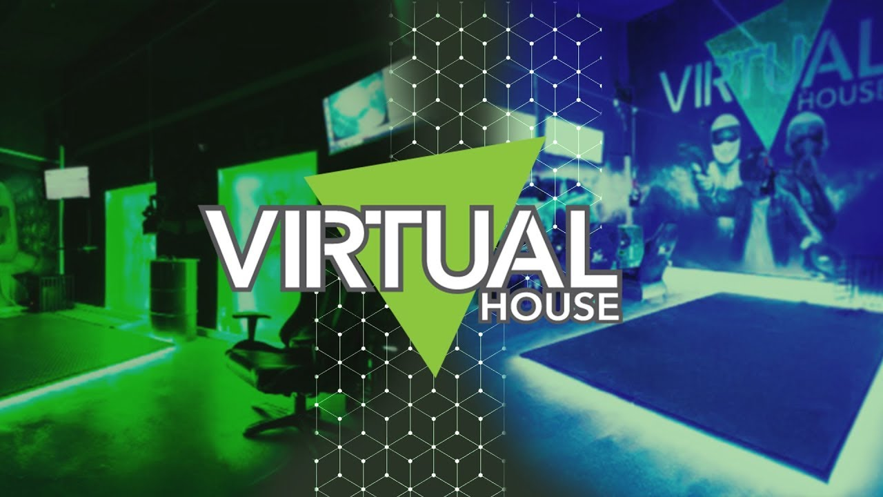 virtual house salon vr w Łodzi youtube