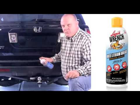 White Lithium Grease   Overview