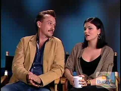 Robert Knepper and Jodi Lyn O'Keefe interview (BuddyTV)