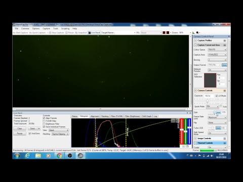 C 9,25 F6,3 zwo asi 294 mc pro optolong L-pro nexstar evolution su testa  equatoriale