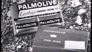 Colgate Palmolive Xmas gifts 1962 TV commercial