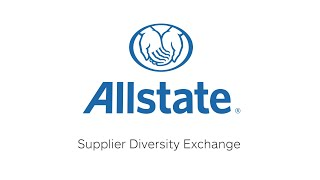 Supplier Diversity Exchange   Allstate