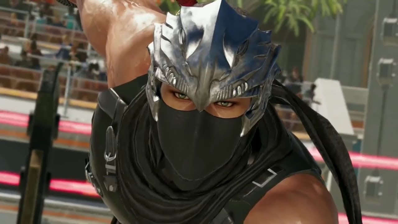 Super Smash Bros Ryu Hayabusa Move Set Youtube
