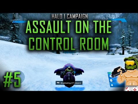 """Halo 1: """"Assault on the Control Room"""" - Legendary Speedrun Guide (Master Chief Collection)"""