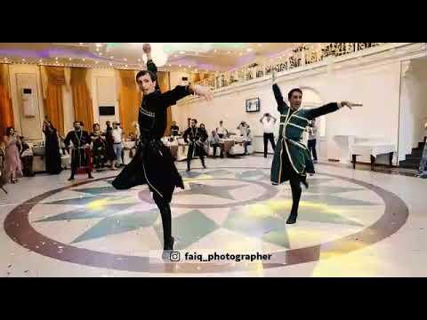 #лезгинка #свадьба #россия Мирный красивый край - Ислам Итляшев