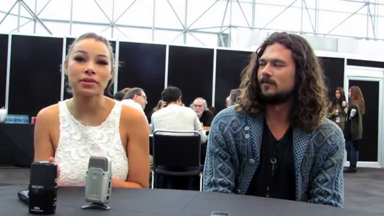 EXCLUSIVE INTERVIEW: NYCC 2014 - Black Sails' Jessica ...
