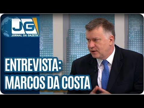 Rodolpho Gamberini entrevista Marcos da Costa, presidente da OAB/SP, sobre os 85 anos da instituição