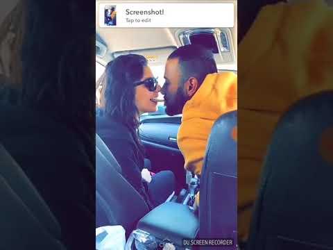 Jasmine Sandlas kiss Garry Sandhu HD