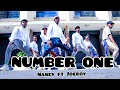 Gambar cover Number One - Nandy Featuring Joeboy Dance.