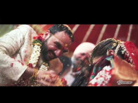 """Wedding Highlights ( Navdeep Tushara ) Shoot At Hyderabad By """"GLAMOUR TEAM"""" from YouTube · Duration:  4 minutes 48 seconds"""