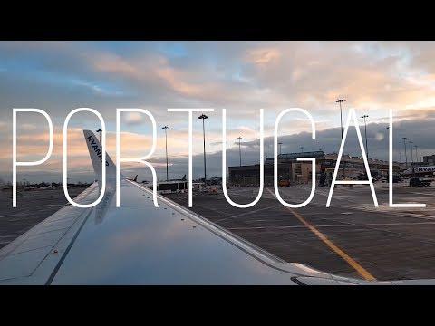Portugal como você nunca viu + gaivota quase bateu no drone 🇵🇹