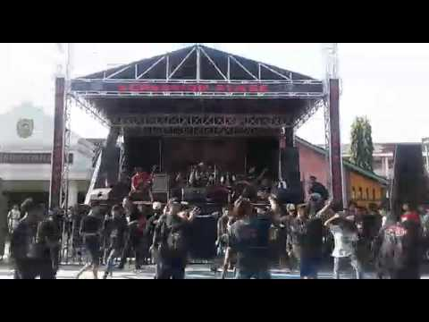 """CROWN OF RAGE - IN BETWEEN [ Live At """"Prawoto Metal Fest"""" ]"""