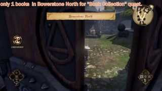 """Fable Anniversary Find 25 Books For """"Book Collection"""" Quest Silver key reward Walkthrough"""
