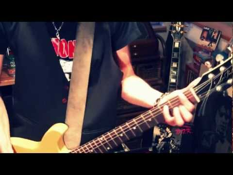 Johnny thunders and the heartbreakers(Guitar Cover)CHINESE ROCKS