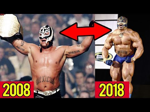 10 Most Shocking WWE Body Transformations (2018)