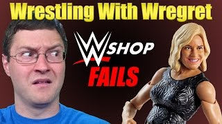The Worst Things on WWE Shop RIGHT NOW | Wrestling With Wregret