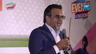 Speech by the Chief Guest, Mr Mahmood Gaznavi (President, Singapore Cricket Association)