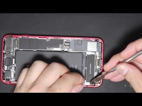 【教材】iPhone 8 Plus LCDガラス画面修理やり方方法