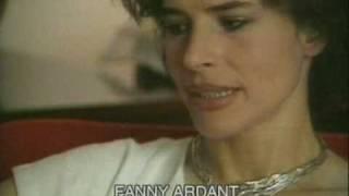 Fanny Ardant en Autobiografía de Truffaut