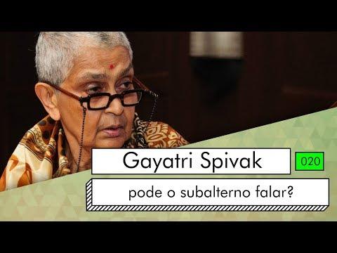 """Resultado de imagem para Gayatri Chakravorty Spivak: """"Pode o subalterno falar?"""