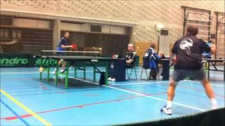 Frederik Ampe (C6) - Johan De Mol (D2) TTC Lobos Best Of