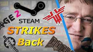Bethesda & Steam Strike Back! Rage 2, Doom Eternal, & Wolfenstein & Free Morrowind