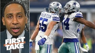 Cowboys can make the NFC Championship game - Stephen A. | First Take