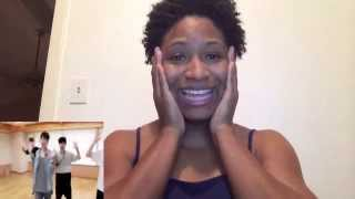 multifacetedacg reacts got7 a dance practice 2