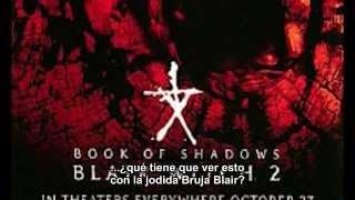 Crítico de la Nostalgia - 183 - The Book of Shadows: Blair Witch 2
