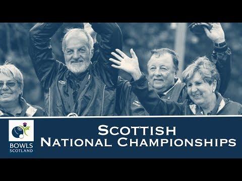 Dee Hoggan v Lisa Thomson   Ladies Singles Semi-Final: National Championships
