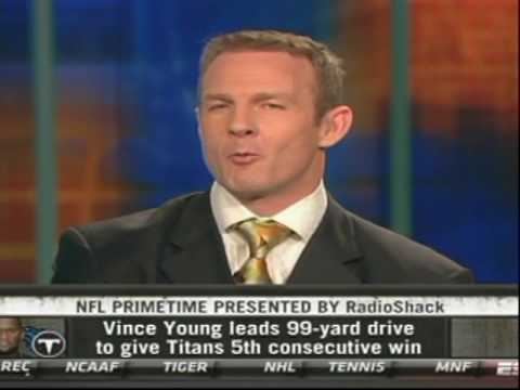 Merril Hoge and Vince Young Bury The Hatchet