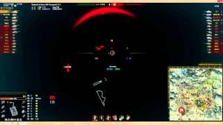 Бой в полной темноте. 2к дамаги КВ-5