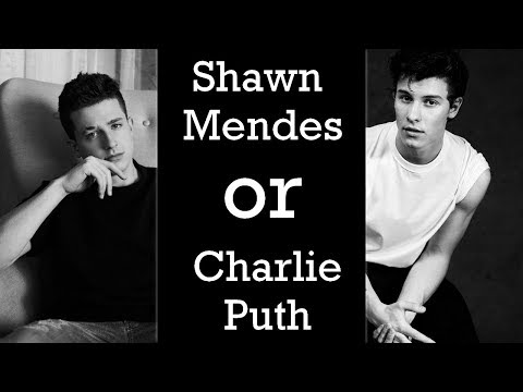 QUIZ: Are These Charlie Puth Or Shawn Mendes Songs?