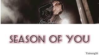 Download Mew Suppasit-Season Of You LYRICS/Romanized/English